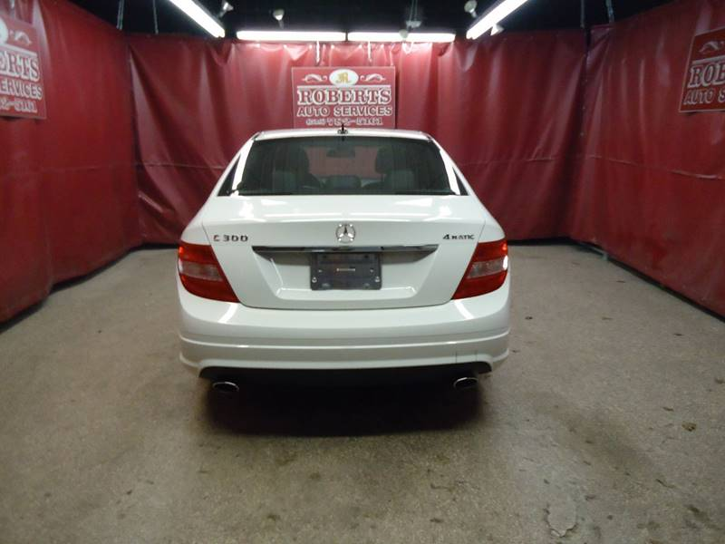 2009 Mercedes-Benz C-Class AWD C 300 Sport 4MATIC 4dr Sedan - Latham NY