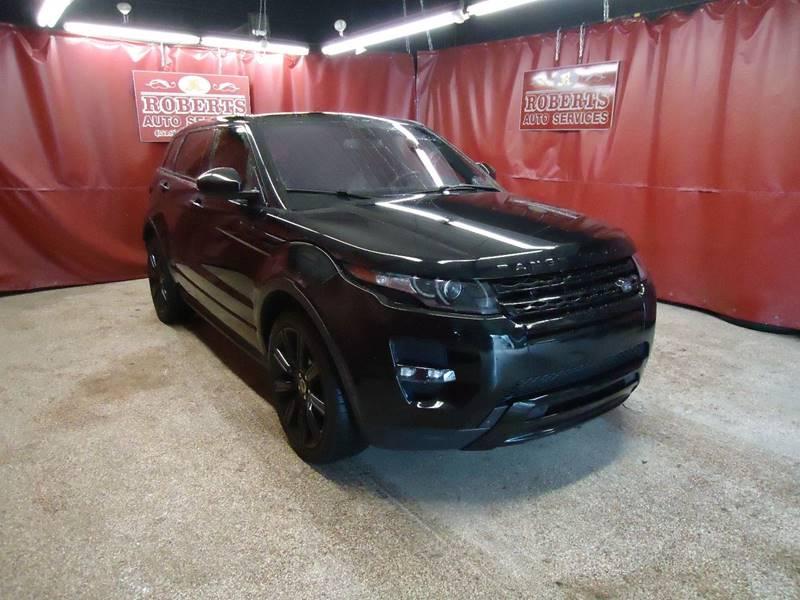 2014 Land Rover Range Rover Evoque AWD Dynamic 4dr SUV - Latham NY