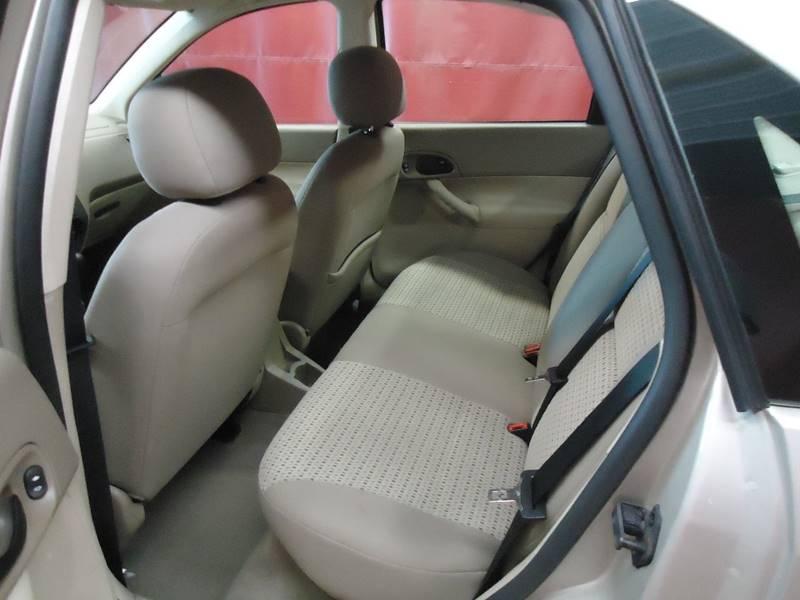 2007 Ford Focus ZX4 SE 4dr Sedan - Latham NY