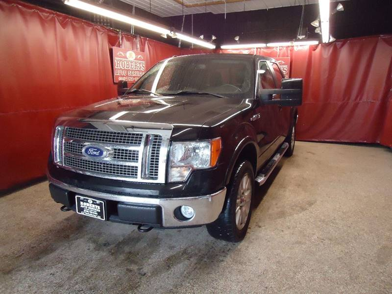 2010 Ford F-150 4x4 Lariat 4dr SuperCrew Styleside 5.5 ft. SB - Latham NY
