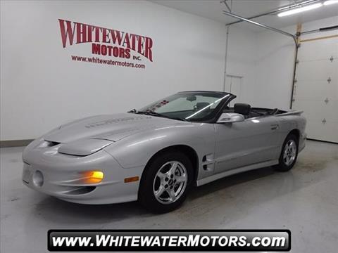 1998 Pontiac Firebird for sale in West Harrison, IN