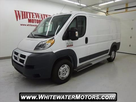 2016 RAM ProMaster Cargo for sale in West Harrison, IN