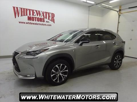 2015 Lexus NX 200t for sale in West Harrison, IN