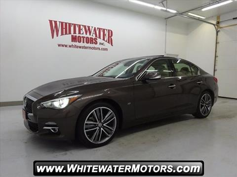 2014 Infiniti Q50 for sale in West Harrison, IN
