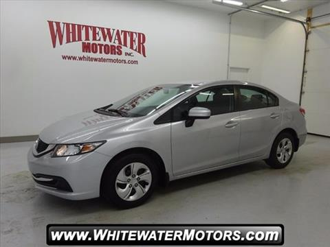2014 Honda Civic for sale in West Harrison, IN
