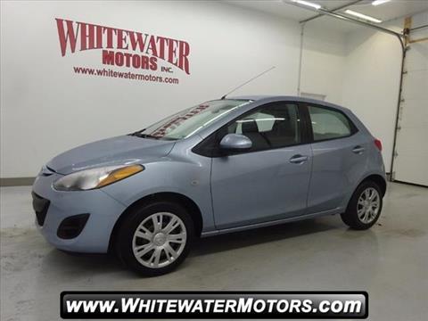 2013 Mazda MAZDA2 for sale in West Harrison, IN