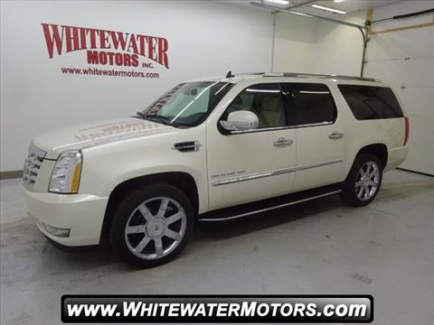 2014 Cadillac Escalade ESV for sale in West Harrison, IN