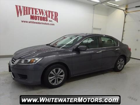 2014 Honda Accord for sale in West Harrison, IN