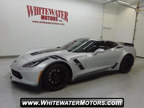 2017 Chevrolet Corvette for sale in West Harrison, IN