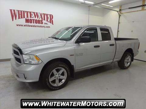 2015 RAM Ram Pickup 1500 for sale in West Harrison, IN