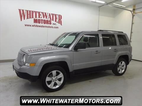 2015 Jeep Patriot for sale in West Harrison, IN