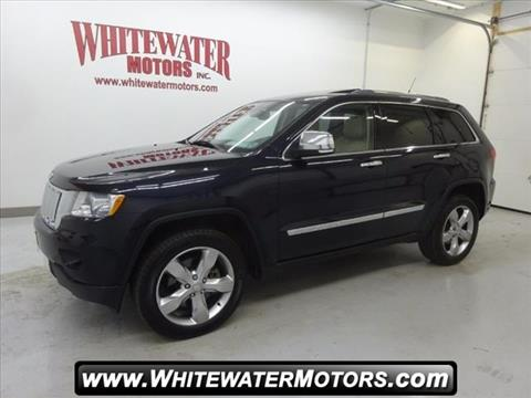 2011 Jeep Grand Cherokee for sale in West Harrison, IN
