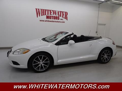 2012 Mitsubishi Eclipse Spyder For Sale In West Harrison, IN
