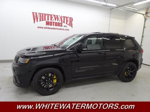 2018 Jeep Grand Cherokee for sale in West Harrison, IN