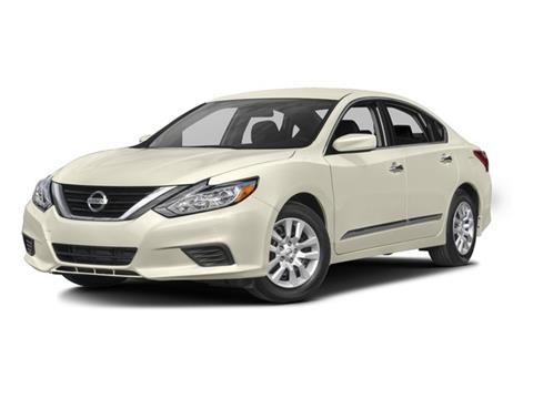 2016 Nissan Altima 2.5 SV for sale at Whitewater Motors in West Harrison IN