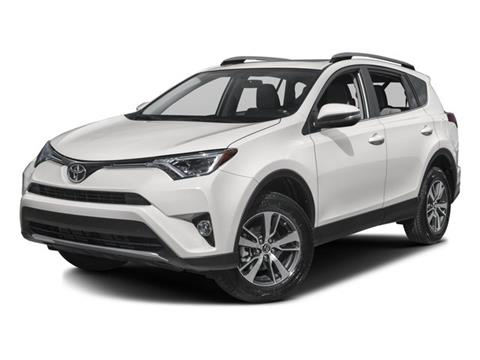2016 Toyota RAV4 XLE for sale at Whitewater Motors in West Harrison IN