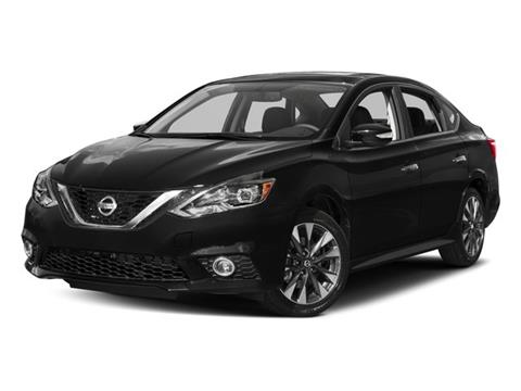 2017 Nissan Sentra SR Turbo for sale at Whitewater Motors in West Harrison IN