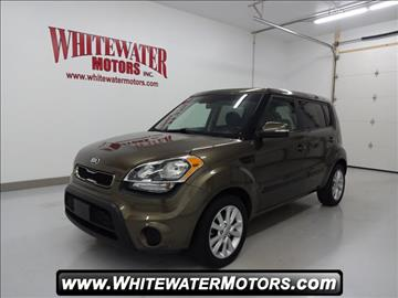 2013 Kia Soul for sale in West Harrison, IN