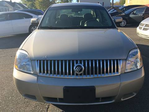 2005 Mercury Montego for sale in Parma, OH