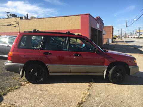 Used 1999 Subaru Forester For Sale In Peyton Co Carsforsale Com