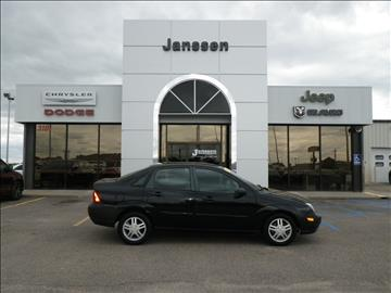2007 Ford Focus for sale in Holdrege, NE