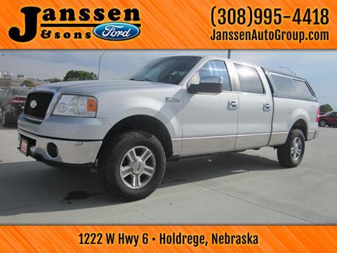 Used 2007 ford f 150 for sale in nebraska for Lanny carlson motor inc kearney ne