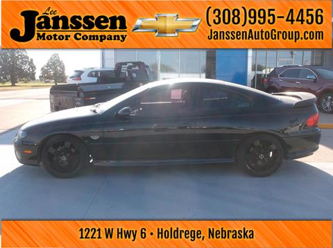 2004 Pontiac GTO for sale in Holdrege, NE