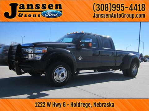 2012 Ford F-450 Super Duty for sale in Holdrege, NE