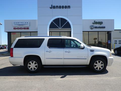 2007 Cadillac Escalade ESV for sale in Holdrege, NE