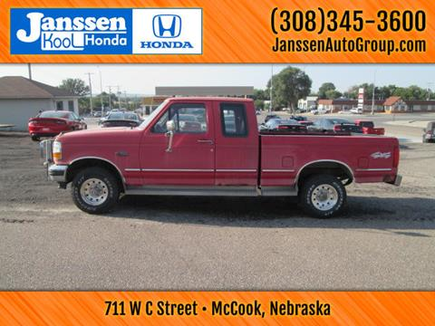 1992 Ford F-150 for sale in Holdrege, NE