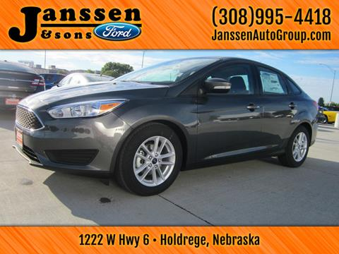 2017 Ford Focus for sale in Holdrege, NE