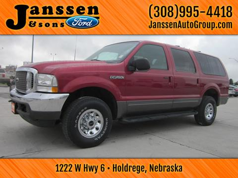 2002 Ford Excursion for sale in Holdrege, NE