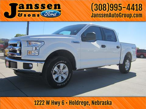 2017 Ford F-150 for sale in Holdrege, NE