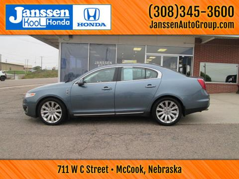 2010 Lincoln MKS for sale in Holdrege, NE