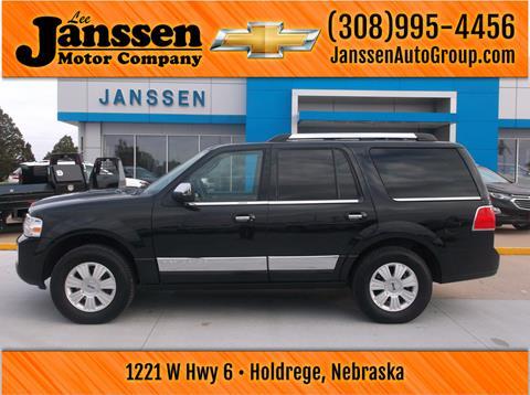 2014 Lincoln Navigator for sale in Holdrege, NE