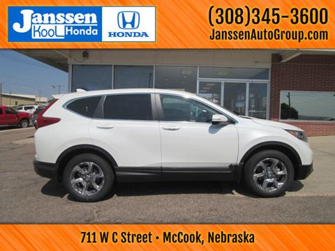 2017 Honda CR-V for sale in Holdrege, NE