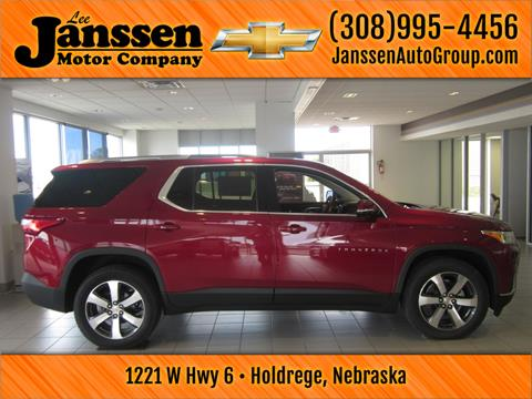 2018 Chevrolet Traverse for sale in Holdrege, NE