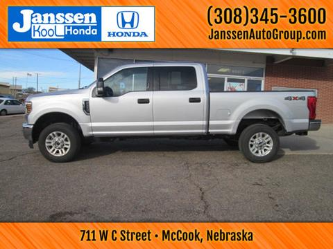 Janssen Ford Holdrege >> 2018 Ford F 250 Super Duty For Sale In Holdrege Ne