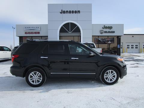 Janssen Ford Holdrege >> 2013 Ford Explorer For Sale In Holdrege Ne