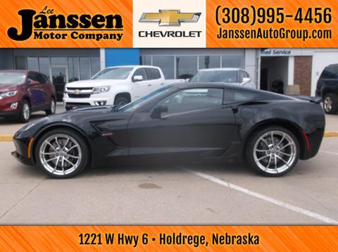 2019 Chevrolet Corvette for sale in Holdrege, NE