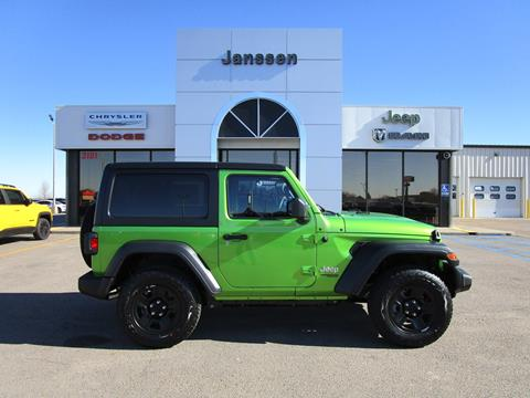 2018 Jeep Wrangler for sale in Holdrege, NE