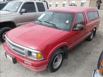 1997 Chevrolet S-10 for sale in Holdrege, NE