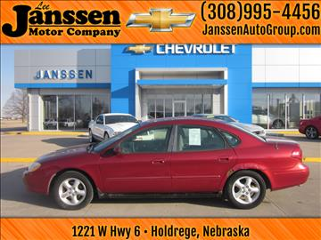 2001 Ford Taurus for sale in Holdrege, NE