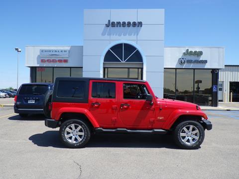 2014 Jeep Wrangler Unlimited for sale in Holdrege, NE