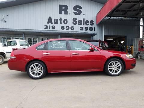 2014 Chevrolet Impala Limited for sale in Lockridge IA