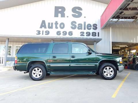2003 Chevrolet Suburban for sale in Lockridge, IA