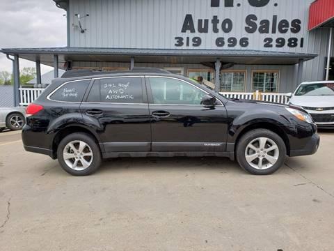 2014 Subaru Outback for sale in Lockridge, IA