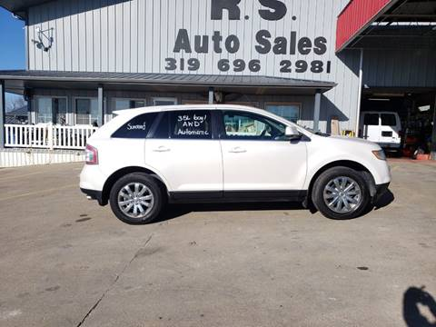 2010 Ford Edge Limited for sale at R S Auto Sales Inc. in Lockridge IA