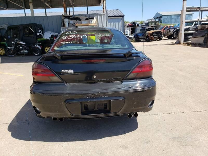 2003 Pontiac Grand Am GT (image 6)