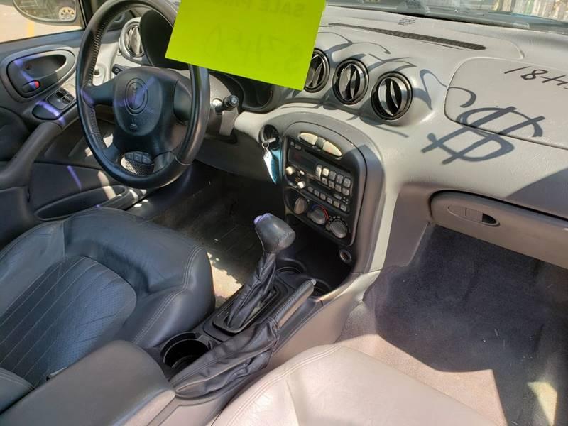 2003 Pontiac Grand Am GT (image 20)